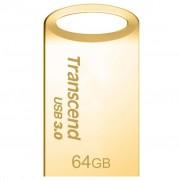 Transcend 64GB JetFlash 710 Metal Gold USB 3.0 (TS64GJF710G)
