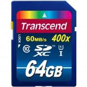 Transcend 64Gb SDXC class 10 UHS-I Premium (TS64GSDU1)
