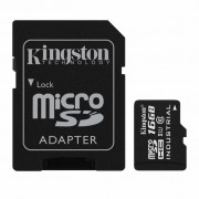 Kingston 16GB microSD class 10 UHS-I Industrial (SDCIT/16GB)