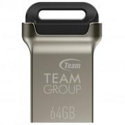 Team 64GB C162 Metal USB 3.0 (TC162364GB01)