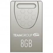 Team 8GB C156 Silver USB 2.0 (TC1568GS01)