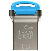 Team 8GB C161 Blue USB 2.0 (TC1618GL01)
