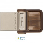 Kingston 64GB DT MicroDuo USB 2.0 (DTDUO/64GB)
