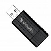 16Gb Store'n'Go PinStripe black Verbatim (49063)