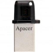 Apacer 16GB AH175 USB 2.0 OTG (AP16GAH175B-1)