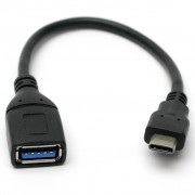 Type C to USB 0.1m PowerPlant (KD00AS1257)