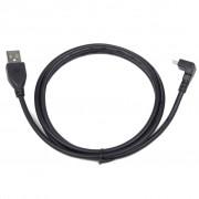 USB 2.0 AF to Micro 5P 1.8m Cablexpert (CCP-mUSB2-AMBM90-6)