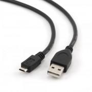 USB 2.0 AM to Micro 5P 3.0m Cablexpert (CCP-mUSB2-AMBM-10)