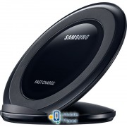 Беспроводное зарядное устройство для Samsung Galaxy S7 Black (EP-NG930BBRGRU) Госком