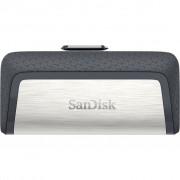SANDISK 128GB Ultra Dual USB 3.0/Type-C (SDDDC2-128G-G46)