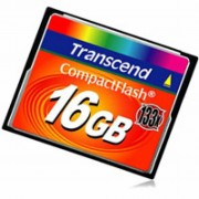 Transcend 16Gb Compact Flash 133x (TS16GCF133)