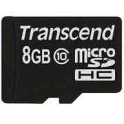 Transcend 8Gb microSDHC class 10 (TS8GUSDC10)
