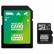 GOODRAM 64GB microSD class 10 USH-I U3 (M3AA-0640R11-DD)
