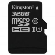 Kingston 32GB microSDHC Class 10 UHS-I (SDC10G2/32GBSP)