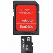 16Gb microSDHC class 4 SANDISK (SDSDQM-016G-B35A)
