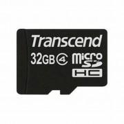32Gb microSDHC class 4 Transcend (TS32GUSDC4)