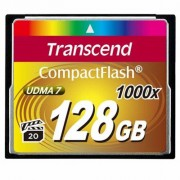 Transcend 128Gb Compact Flash 1000x (TS128GCF1000)
