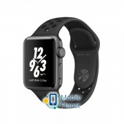 Apple Watch Nike MQ162 38mm Space Gray Aluminum Case with Anthracite/Black Nike Sport Band