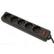 Defender ES 5m 5 роз. black (99486)