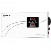 REAL-EL STAB SLIM-500, white (EL122400006)
