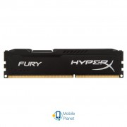 4Gb DDR3 1600 MHz HyperX Fury Black Kingston (HX316C10FB/4)