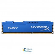 DDR3 4Gb 1600 MHz HyperX Fury Blu Kingston (HX316C10F/4)
