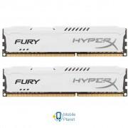 DDR3 8Gb (2x4GB) 1866 MHz HyperX Fury White Kingston (HX318C10FWK2/8)