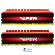 DDR4 32GB (2x16GB) 3000 MHz Viper 4 Patriot (PV432G300C6K)