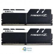 DDR4 32GB (2x16GB) 3200 MHz Trident Z G.Skill (F4-3200C16D-32GTZKW)