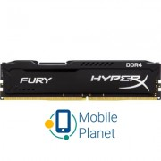 DDR4 4GB 2400 MHz Fury Black Kingston (HX424C15FB/4)