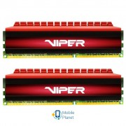 DDR4 8GB (2x4GB) 3000 MHz Viper 4 Patriot (PV48G300C6K)
