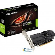 GIGABYTE GeForce GTX1050 Ti 4096Mb OC Low Profile (GV-N105TOC-4GL)