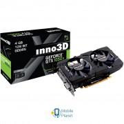 Inno3D GeForce GTX1050 Ti 4096Mb HerculeZ Twin X2 (N105T-1DDV-M5CM)