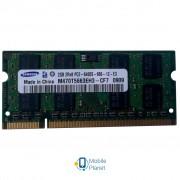 SoDIMM DDR2 2GB 800 MHz Samsung (M470T5663EH3-CF7)