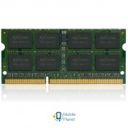 SoDIMM DDR3 8GB 1600 MHz eXceleram (E30212S)