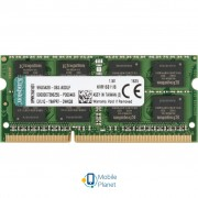 SoDIMM DDR3 8GB 1600 MHz Kingston (KVR16S11/8)