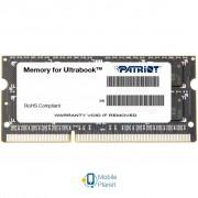 SoDIMM DDR3 8GB 1600 MHz Patriot (PSD38G1600L2S)