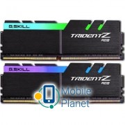 DDR4 16GB (2x8GB) 3200 MHz Trident Z RGB G.Skill (F4-3200C16D-16GTZR)