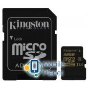 Kingston 32GB microSDHC class 10 UHS-I U3 4K (SDCG/32GB)