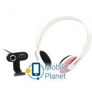 OMEGA Voip set C-195 + Hi-fi headset (OUWH195HD)