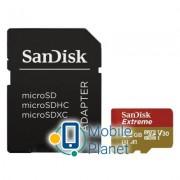 SANDISK 32GB microSDHC V30 A1 UHS-I U3 4K Extreme (SDSQXAF - 032G - GN6MA)