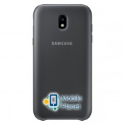 Чехол Samsung Dual Layer Cover J5 2017 Black (EF-PJ530CBEGRU) Госком