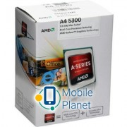 AMD A4-5300 X2 (AD5300OKHJBOX)
