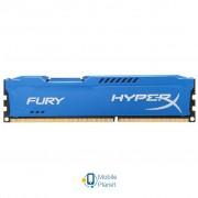 DDR3 8Gb 1600 MHz HyperX Fury Blu Kingston (HX316C10F/8)