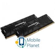 DDR4 16GB (2x8GB) 3200 MHz Savage Black Kingston (HX432C16PB3K2/16)