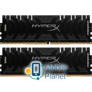 DDR4 32GB (2x16GB) 3000 MHz HyperX Predator Kingston (HX430C15PB3K2/32)