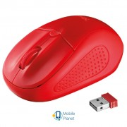 Trust Primo Wireless Mouse Red (20787)