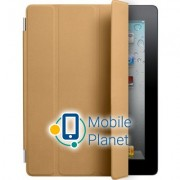 Smart Cover Leather Tan (MC948)