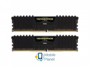 Corsair 16GB 2400MHz Vengeance LPX Black CL16 (2x8GB) (CMK16GX4M2A2400C16) EU