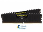 Corsair 16GB 2666MHz Vengeance LPX Black CL16 (2x8GB) (CMK16GX4M2A2666C16) EU